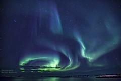 Aurora Borealis (mansachs) Tags: auroraborealis nordlys nordlicht nortern light greenland nuuk nature nightshot aurora north northernlights northernhemisphere