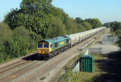 66951 Stenson Junction (CD Sansome) Tags: stenson junction train trains 66 shed freightliner 66951 cement 6g65 hope earles sidings walsall