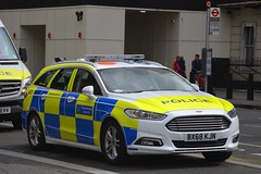 BX68 KJN (S11 AUN) Tags: london metropolitan police ford mondeo 15 ecoboost zetec edition audi estate touring anpr interceptor traffic car roads policing unit rpu 999 emergency vehicle metpolice bx68kjn