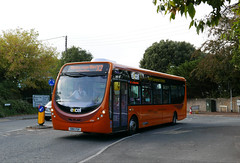Photo of SN14FGK First West of England 47557