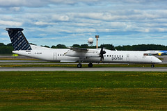 C-GLQQ (Porter Airlines) (Steelhead 2010) Tags: porterairlines bombardier dhc8 dhc8q400 yul creg cglqq