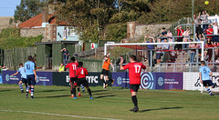 Lewes 1 Bowers & Pitsea 2 FAC 21 09 2019-222.jpg (jamesboyes) Tags: lewes bowersandpitsea fa cup facup betvictor premier isthmian football soccer nonleague sports sussex amateur goals score tackle celebrate kick ball boots rooks canon photography dslr 70d