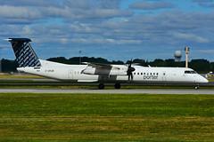 C-GKQB (Porter Airlines) (Steelhead 2010) Tags: porterairlines bombardier dhc8 dhc8q400 yul creg cgkqb