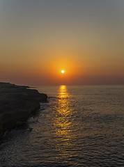 Mediterranean Gold (CraDorPhoto) Tags: canon6d sunset sea sun mediterranean coast coastline nature outdoors outside gozo malta