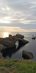 Biarritz (eitb.eus) Tags: eitbcom 41865 g1 tiemponaturaleza tiempon2019 anochecer iparralde biarritz asieragirre