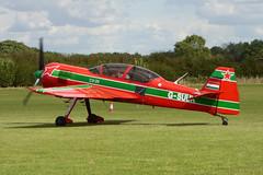 G-SUUK Sukhoi Su-29 cn N1001-001 / 51-51 Sywell 01Sep19 (kerrydavidtaylor) Tags: sywellaerodrome orm egbk northamptonshire