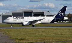 Lufthansa D-AIWH, OSL ENGM Gardermoen (Inger Bjørndal Foss) Tags: daiwh lufthansa airbus a320 osl engm gardermoen