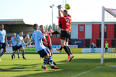 Lewes 1 Bowers & Pitsea 2 FAC 21 09 2019-102.jpg (jamesboyes) Tags: lewes bowersandpitsea fa cup facup betvictor premier isthmian football soccer nonleague sports sussex amateur goals score tackle celebrate kick ball boots rooks canon photography dslr 70d