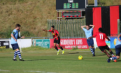 Lewes 1 Bowers & Pitsea 2 FAC 21 09 2019-122.jpg (jamesboyes) Tags: lewes bowersandpitsea fa cup facup betvictor premier isthmian football soccer nonleague sports sussex amateur goals score tackle celebrate kick ball boots rooks canon photography dslr 70d