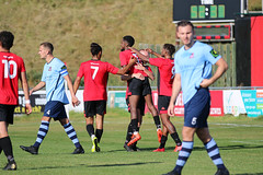 Lewes 1 Bowers & Pitsea 2 FAC 21 09 2019-138.jpg (jamesboyes) Tags: lewes bowersandpitsea fa cup facup betvictor premier isthmian football soccer nonleague sports sussex amateur goals score tackle celebrate kick ball boots rooks canon photography dslr 70d