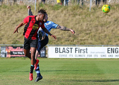 Lewes 1 Bowers & Pitsea 2 FAC 21 09 2019-162.jpg (jamesboyes) Tags: lewes bowersandpitsea fa cup facup betvictor premier isthmian football soccer nonleague sports sussex amateur goals score tackle celebrate kick ball boots rooks canon photography dslr 70d