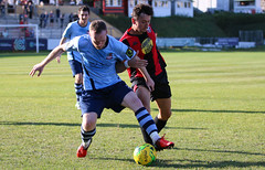 Lewes 1 Bowers & Pitsea 2 FAC 21 09 2019-175.jpg (jamesboyes) Tags: lewes bowersandpitsea fa cup facup betvictor premier isthmian football soccer nonleague sports sussex amateur goals score tackle celebrate kick ball boots rooks canon photography dslr 70d
