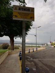 Helicopterpad, hospital Tortosa (Marlis1) Tags: tortosa marlis1 hospital helipad