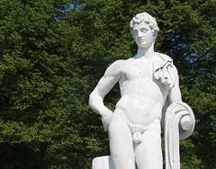 Drottningholm (richardr) Tags: drottningholm slott palace male man sculpture statue statuary stockholm scandinavia sweden swedish svenska sverige scandinavian skandinavien nordic northerneurope europe european old history heritage historic