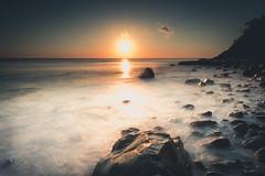 Sunrise Amed (c.bouvard) Tags: bali landscape longexposure amed seascape soleil sunrise beautiful océan