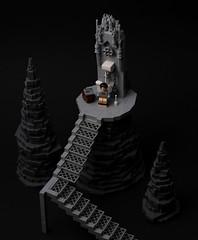 The Batcave – 3. The Toilet (Xenomurphy) Tags: lego moc bricks afol batman batcave dccomics brucewayne darkknight gothic toilet loo cave 1930s retro batmanday