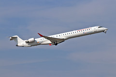 EC-LJT Canadair RJ-X Air Nostrum AGP 26-08-19 (PlanecrazyUK) Tags: lemg malaga–costadelsolairport malaga costadelsol ecljt canadairrjx airnostrum agp 260819