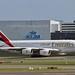 Emirates Airline A6-EEE Airbus A380-861 cn/112 @ EHAM / AMS 05-04-2018