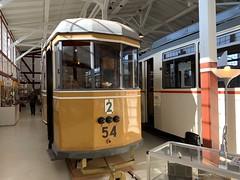 🇩🇰Scandia-Wagen 54 der Århus Sporveje (Meterspur) (msslovi0) Tags: strasenbahn tram tramway museum sporvej sporvejsmuseet skjoldenæsholm scandia århussporveje