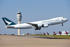 B-LJC - 9/20/19 (nstampede002) Tags: cathaypacific cathay cathaypacificcargo boeing boeing747 boeing7478 boeing747800 boeing7478f boeing747800f b747 b7478 b747800 b7478f b747800f boeing748f boeing748 b748 b748f 747 7478 747800 7478f 747800f 748f freightdog freighter freight aircargo cargo cargoops katl aviationphotography cargoairline cargoaviation takeoff