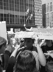 School Strike For Climate (triebensee) Tags: bronica rf645 zenzanon 65mm f4 kodak400tx kodaktrix400 kodakhc110 dilutionh epsonv700 film climatestrike climatestrikenyc schoolstrikeforclimate