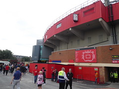 Outside Old Trafford (lcfcian1) Tags: manchester united leicester city old trafford mufc lcfc epl bpl sport england stadia stadium ground manchesterunited leicestercity premier league manchesterunitedvleicestercity oldtrafford premierleague