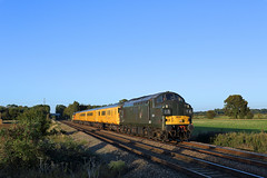 20190921 IMG_1813 37057 - 37116 1Q86 Sleaford (Bill Atkinson2) Tags: colas rail class 37s tractors test train 1q86 joint line sleaford lincolnshire england march derby rtc