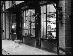old street york kirke museum 1948 (foundin_a_attic) Tags: pharmacy kirke museum 1948 york