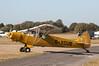EGLM - Piper PA-18-150 Super Cub - G-XCUB
