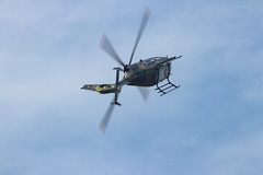 41e  Sanicole Airshow - september 15, 2019 - 463 (Frederic_P.) Tags: sanicoleairshow sanicole airshow sigma150600contemporary eurocopter ec135 helicopter chopper heli ec135t1