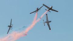 41e  Sanicole Airshow - september 15, 2019 - 288 (Frederic_P.) Tags: sanicoleairshow sanicole airshow sigma150600contemporary thevictors formationteam formationflight pipercadet piperwarrioriii
