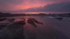 Long Reef Sunrise 4 (RoosterMan64) Tags: australia dawn landscape longexposure longreef nsw northernbeaches rockshelf seascape sunrise
