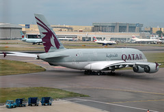 A7-APH (Harvey's Aviation Images) Tags: a7aph airbus a380 qatar airways 197 egll lhr london heathrow airport