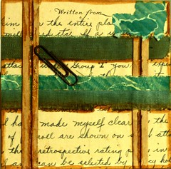 Written from (ckionka) Tags: collage oldbooks vintage papers marbled abstractart mixedmediaabstractart