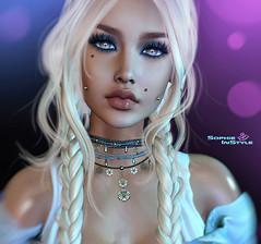 # ♥1239 (sophieso.demonia) Tags: magika shape it genus project deetalez ag lepunk dubai event meva belle