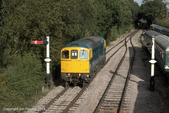 Photo of 33201 at North Weald