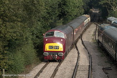 Photo of D821 at North Weald