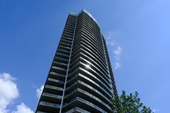Dallas Scenes 03 09.21.19(1) (Gene Ellison) Tags: city dallas texas buildings glass steel brick reflections cityscape street photography sky clouds fujifilm velvia sooc