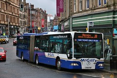Photo of McGill's of Greenock LK05 FDF (J3614) | Route 38 | St. Mirren St, Paisley