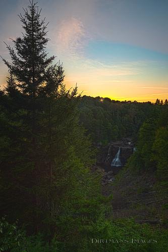 Blackwater Falls Overlook