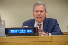 21.09.19 Prefeito Arthur debate na ONU sobre mudanças climáticas