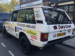 1977 Range Rover (josh@mgmsolihull.co.uk) Tags: landrover rover rangerover