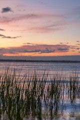 6:56 (eddieworth) Tags: mood wildlife nature landscape photography nikon sunset d3400 red pink cloud clouds waves ocean water sky sunrise