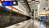 Helsinki, Finland: Tapiola metro station - Opened in 2017 (nabobswims) Tags: enhanced helsingfors helsinki ilce6000 lightroom luminositymasks metro mirrorless nabob nabobswims photoshop rapidtransit sel18105g sonya6000 station subway tapiola ubahn uusimaa finland