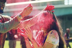 holi (jpg.lulu) Tags: portrait portraitphotography portraits 50mm canon niftyfifty photography canonphotography people holi upenn