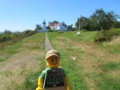 Fort Point State Park (JJP in CRW) Tags: lighthouse legos newengland maine stateparks fortpoint
