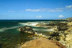 Coastal Maui (Ken Mickel) Tags: coast hawaii hookipabeach kenmickelphotography landscape longexposure longexposurephotography maui ocean outdoors seashore simplesky sky waterscape photography water haiku unitedstatesofamerica