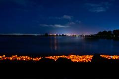 Mid-Autumn River Lamp Festival (Jim_weaver) Tags: night longexposure lightroom landscape beautiful outdoors throughthelens snapshot hdr 4k river lake skyline wallpaper san francisco