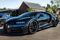 Mean Machine (Hunter J. G. Frim Photography) Tags: supercar hypercar colorado bugatti black awd w16 french turbo carbon coupe nocturne veyron chiron bugattiveyron bugattichiron photoshoot