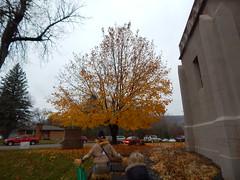 DSCN9949 (mestes76) Tags: 102718 duluth minnesota morganpark churches halloweencarnival halloween trickortreat trees leaves family kids jocelyn bean costumes